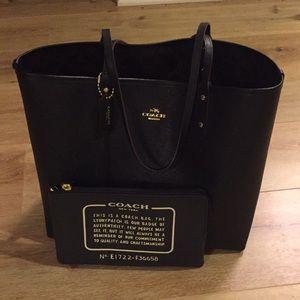 Coach Reversible Tote Bag